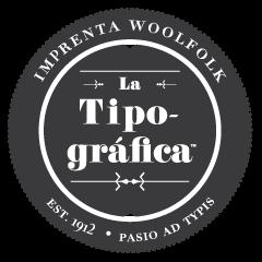La Tipográfica | Letterpress Studio Monterrey, México